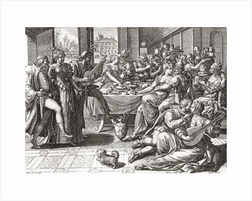 Debauchery and licentiousness in the 16th century by Anonymous