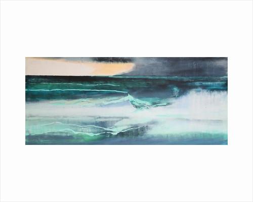 Seascape by Lou Gibbs