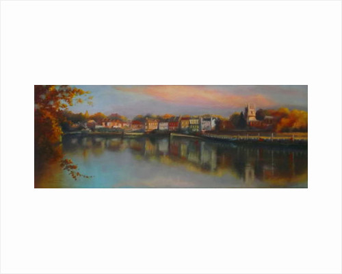 Old Isleworth, 2016 by Lee Campbell