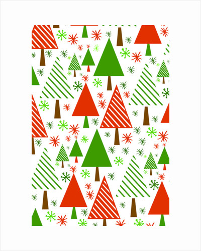 Christmas Trees by Louisa Hereford