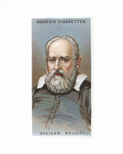 Galileo Galilei by English School