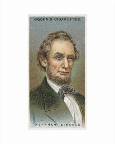 Abraham Lincoln by English School