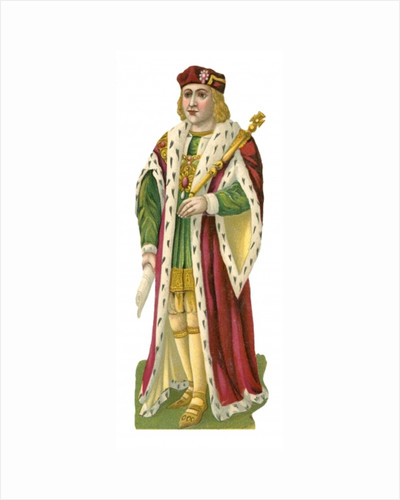 King Henry VII by English School