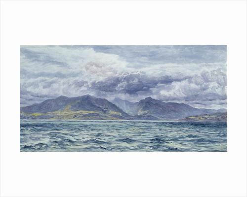 Isle of Arran by John Brett