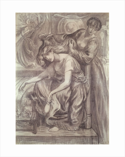 Desdemona's Death Song by Dante Gabriel Charles Rossetti
