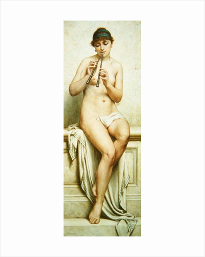 Playing the Pipes by Arthur Hill