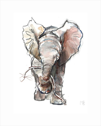 Dumbo, 2018 by Mark Adlington