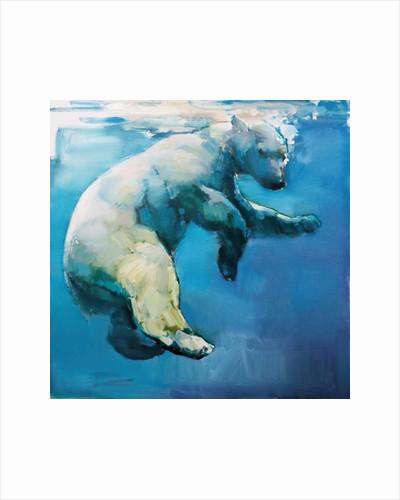 Floating, 2017 by Mark Adlington
