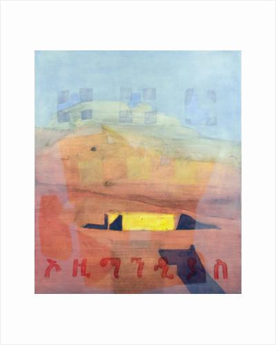 Ozymandias by Charlie Millar