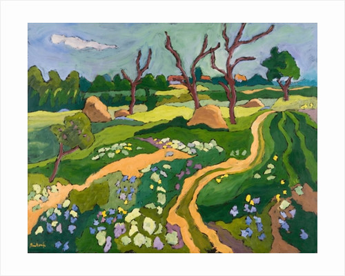 Blooming Erpart by Marta Martonfi-Benke