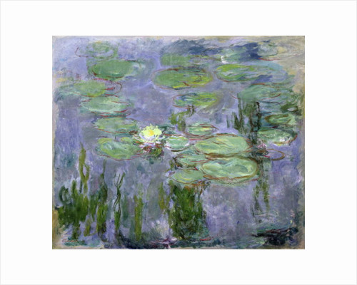 Waterlilies, 1915 by Claude Monet