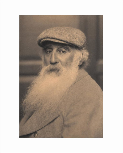 Portrait of Camille Pissarro by French School