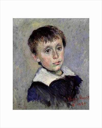 Jean Monet 1880 by Claude Monet