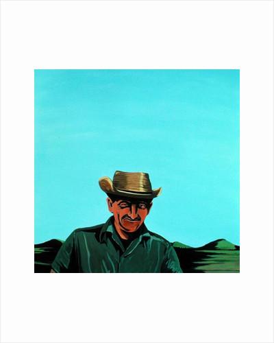 Cuban Portrait #3 by Marjorie Weiss