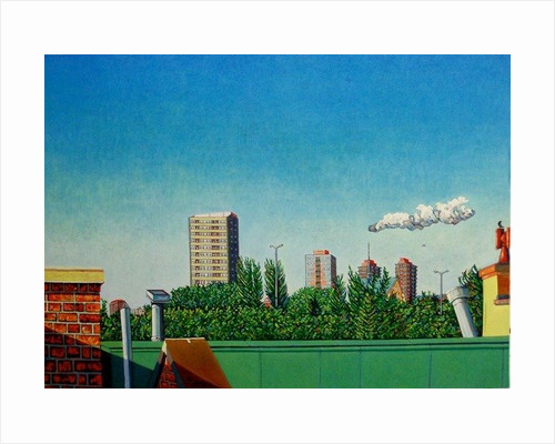 View of Canning Town by Noel Paine