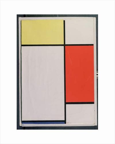 Composition No.II, 1927 by Piet Mondrian
