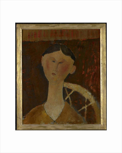 Portrait of Mrs Hastings, 1915 by Amedeo Modigliani