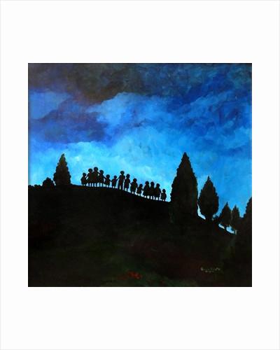 A New Dawn Rising by Patricia Brintle