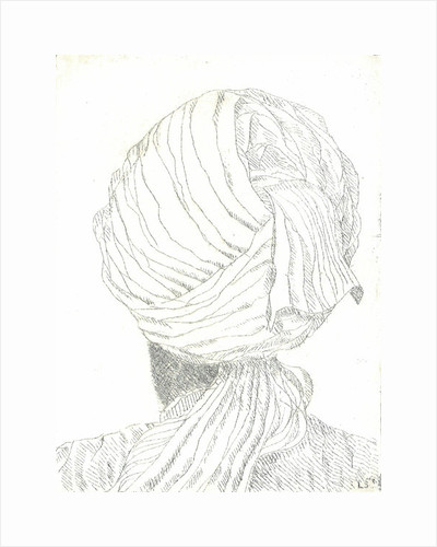 Turban by Lincoln Seligman