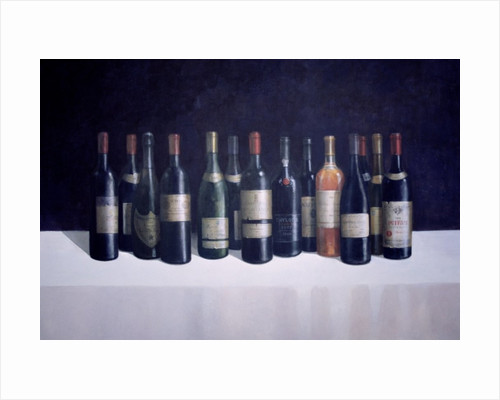 Winescape by Lincoln Seligman