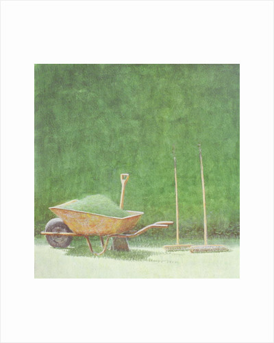 Gardening Still Life by Lincoln Seligman
