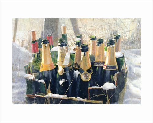 Boxing Day Empties by Lincoln Seligman