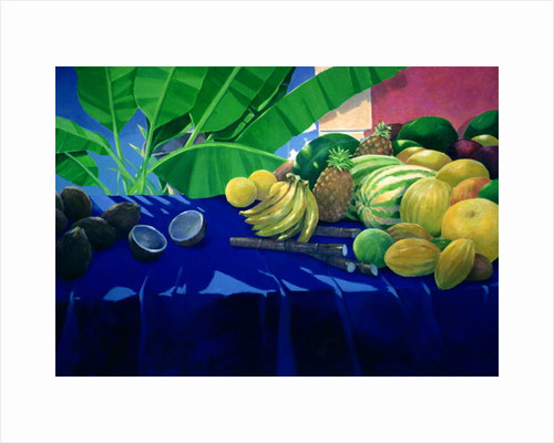 Tropical Fruit by Lincoln Seligman