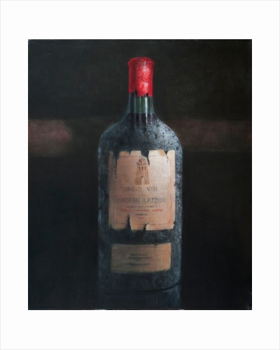 Chateau Latour, 2012 by Lincoln Seligman