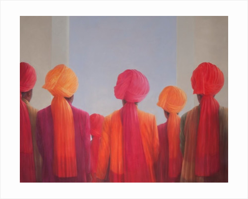 Turban Group by Lincoln Seligman