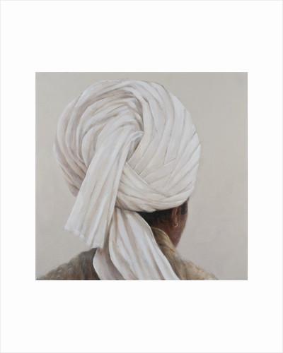 White Turban by Lincoln Seligman