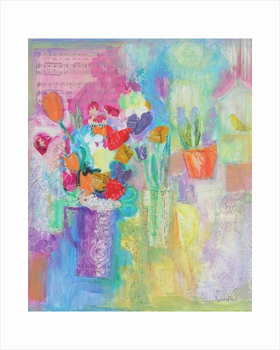 That Springtime Feeling by Sylvia Paul