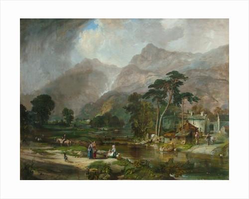 Borrowdale by Samuel Bough