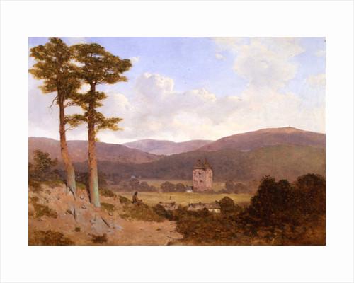 Gilnockie Tower by William James Blacklock