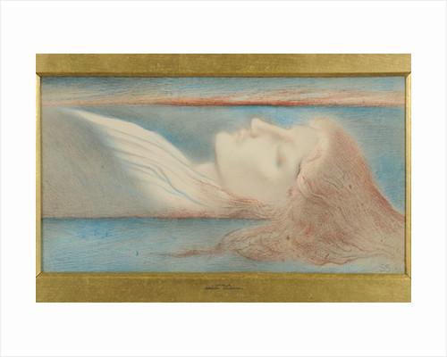 Ophelia by Simeon Solomon