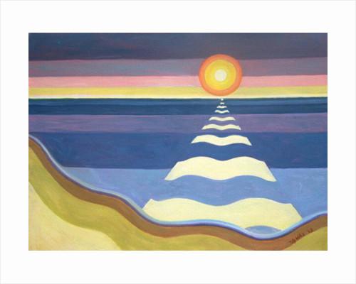 Evening Sun by Tilly Willis
