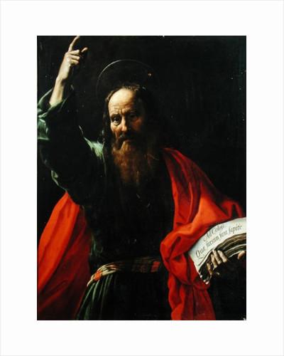 St. Paul by Rutilio Manetti