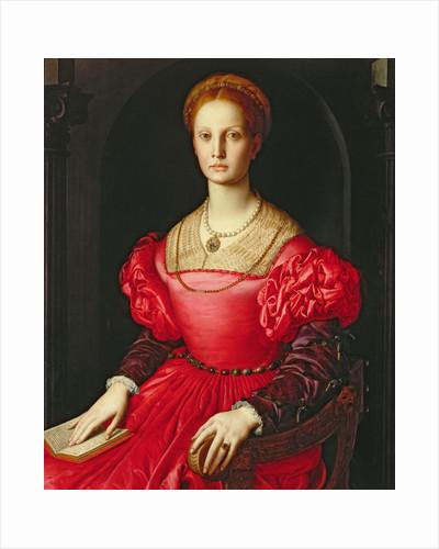 Lucrezia Panciatichi by Agnolo Bronzino