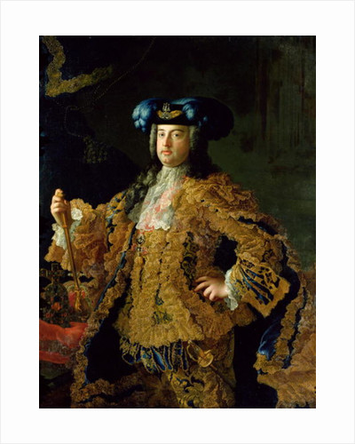 Francis I Holy Roman Emperor and husband of Empress Maria Theresa of Austria by Martin II Mytens or Meytens