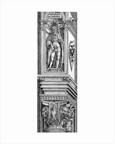 The Triumphal Arch of Emperor Maximilian I of Germany by Albrecht Dürer or Duerer