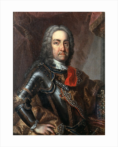 Charles VI Holy Roman Emperor, father of Empress Maria Theresa of Austria by Jean-Etienne Liotard