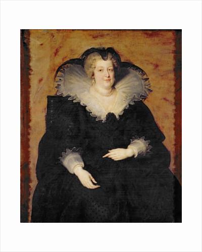 Marie de Medici by Peter Paul Rubens