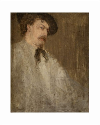 Portrait of Dr. William McNeill Whistler, 1871-73 by James Abbott McNeill Whistler