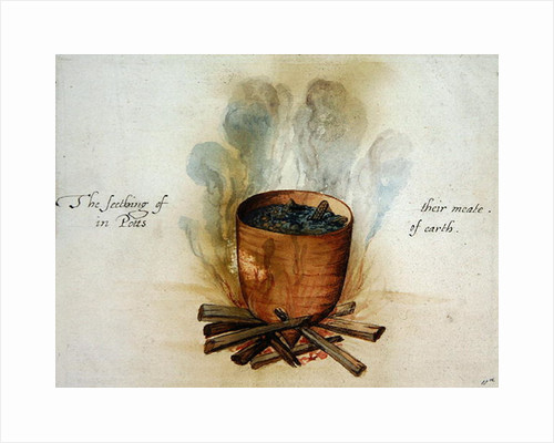Cooking in a Pot by John White