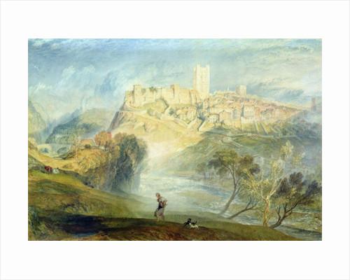 Richmond, Yorkshire by Joseph Mallord William Turner