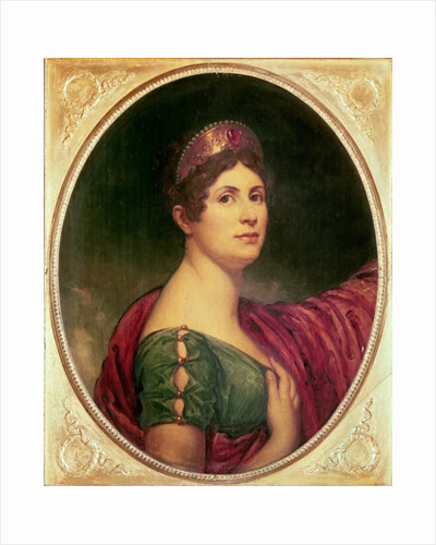 Portrait of Empress Josephine by Robert Lefevre