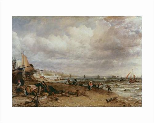 Marine Parade and Old Chain Pier by John Constable