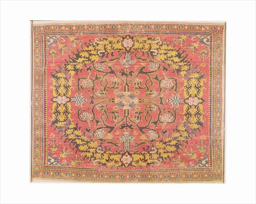 Carpet by Spanish School