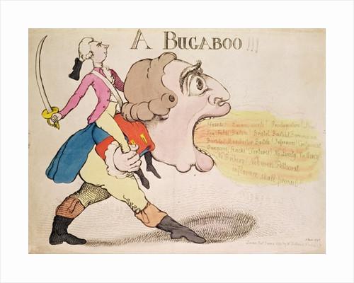 A Bugaboo!!! by English School