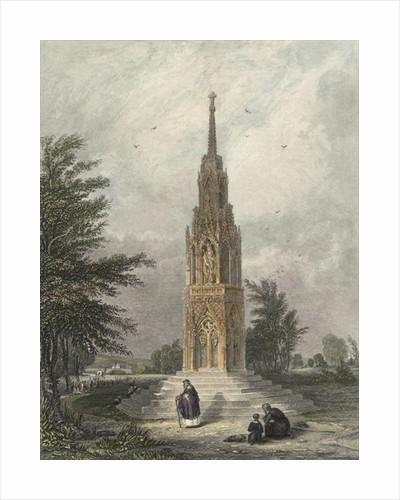 Waltham Cross by W.B Clarke