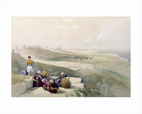 Askalon by David Roberts